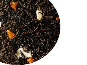 Schwarztee Weihnachtstee mit Orangen 100 gram