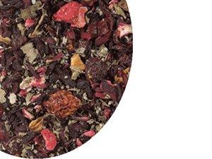 Früchte-Tee Erdbeeren - Alte Liebe 100 Gram