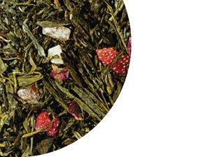 Grüner Tee und Weisser Tee Engelskuss Maracuja 100 Gramm