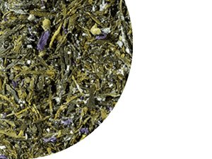 Grüner Tee Sencha Kombucha - Pflaume 100 Gramm