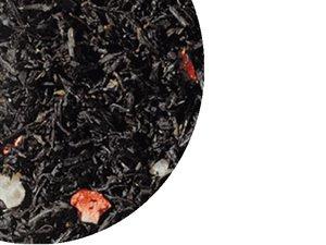 Schwarztee Erdbeeren - Room 100 Gramm