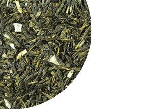 Grüner Tee Sencha Pina Colada - Kokos - Ananas 100 Gramm
