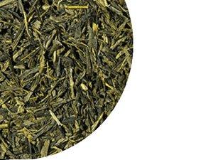 Grüner Tee Sencha Vanille 100 Gramm