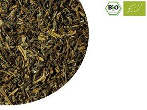 BIO Grüner Tee North India FTGFOP1 Makaibari 100 Gramm NL-BIO-01
