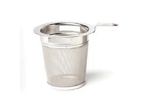 Edelstahl Filter für Teekannendeckel  - 8 cm Durchmesser