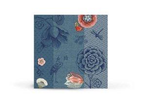 Pip Studio Papierservietten Spring to Life Blau