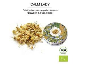 Yeh Tea Calm Lady - Dose 15 Gramm NL-BIO-01