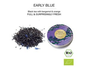 Yeh Tea Early Blue - Dose 30 Gramm NL-BIO-01