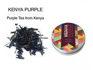 Yeh Tea Kenya Purple - Dose 35 Gramm NL-BIO-01