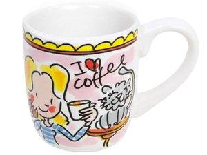 Blond Amsterdam Esspresso Becher I Love Coffee