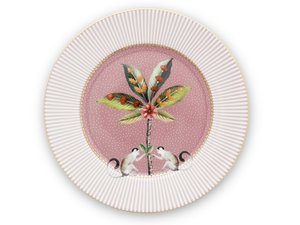 Pip Studio Kuchensteller La Majorelle Rosa 17 cm