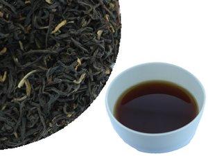 Assam Schwarzer Tee Hunwal TGFOP1 100 Gramm