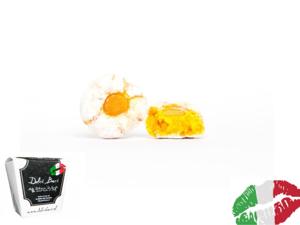 Dolci Baci Arancio - Orange  - per 6