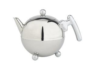 Duet Bella Ronde Chrom Teekanne 1,5 Liter