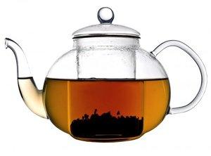 Solo Verona Glas Teekanne 1,0 Liter