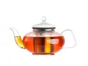 Bredemeijer Genoa Glass Teekanne 0,8 Liter