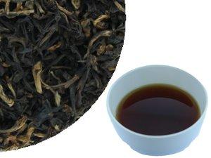 Assam Schwarzer Tee Mangalam FTGFOP1 (spl.) 100 Gramm