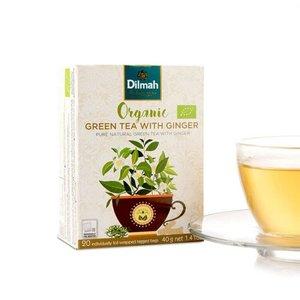 Dilmah BIO Grünen Tee Minze 20 Teebeutel LK-BIO-149 (40 Gramm)