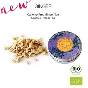 Yeh Tea Ginger - Dose 40 Gramm NL-BIO-01