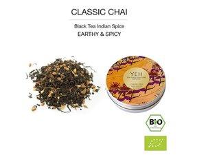 Yeh Tea Classic Chai - Dose 35 gram NL-BIO-01