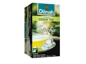 Dilmah Green Tea Sencha 20 Teebeutel (30 Gramm)