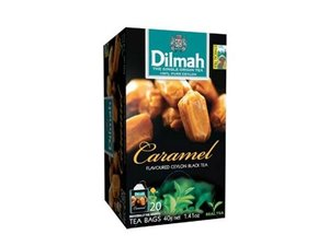 Dilmah Caramel Tea 20 Teebeutel (40 Gramm)