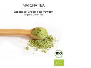 Yeh Tea Matcha - Dose 40 Gramm NL-BIO-01
