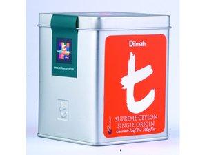 Dilmah t Supreme Ceylon Single Origin 100 Gramm