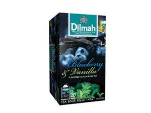 Dilmah Blueberry Vanilla Tea  20 Teebeutel (40 Gramm)
