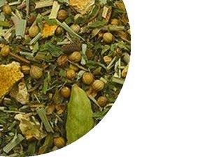 Kräutertee Chai (Koriander, Minze usw.) 100 Gramm