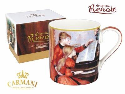 Carmani Becher - Auguste Renoir The Piano Lesson