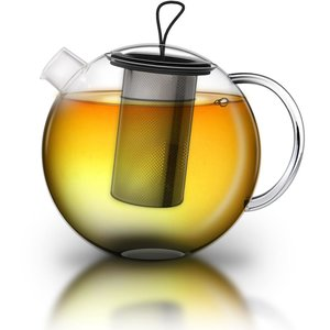Creano Teekanne Jumbo 2,0 Liter mit Metallfilter
