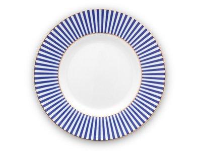 Pip Studio Royal Stripes Plate 17 cm