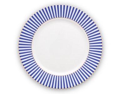 Pip Studio Royal Stripes Plate 21 cm