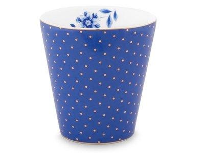 Pip Studio Royal Dots Blue Mug